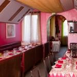 Villa de l'Inde - Salle du restaurant